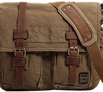 Berchirly Messenger Bag Review (for your laptop!)