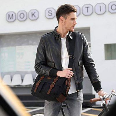 Messenger Bag vs Briefcase