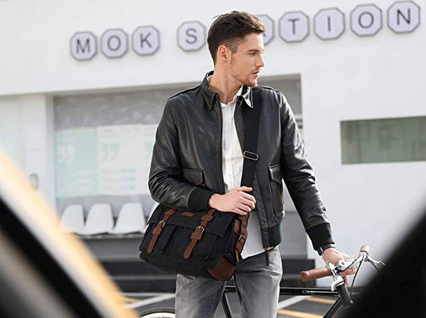Messenger Bag vs Briefcase