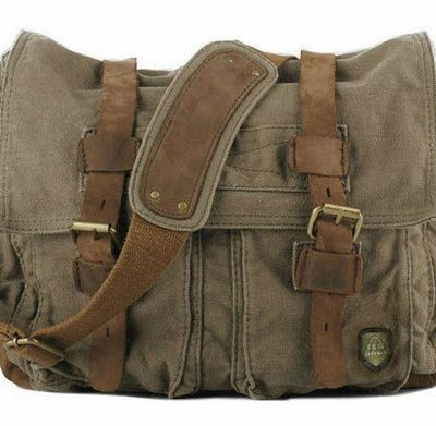 SERBAGS Review – Their Military Style Messenger Bag