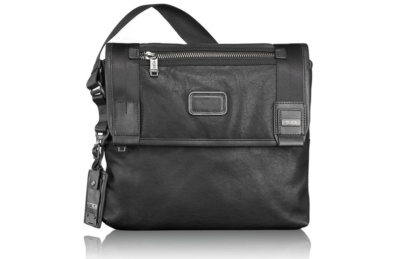 tumi messenger bag