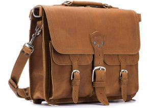 Saddleback Leather Thin Front Pocket Briefcase Review